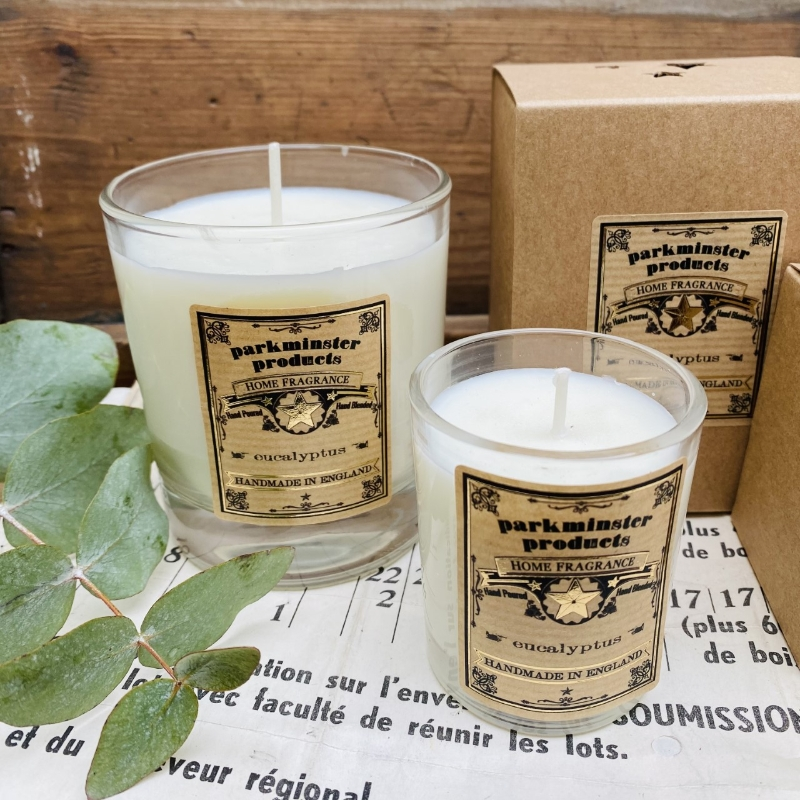 Eucalyptus Candles Buy Online Or Call 01273 328841