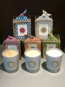 Beautifully Scented Abahna Candles