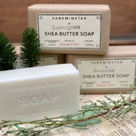 Sussex made Shea Butter soaps