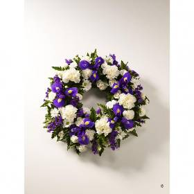 Classic Mixed Wreath