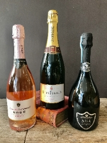 OUR BUBBLES SELECTION