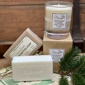 Soap and candle sets